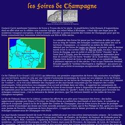 Foires de Champagne