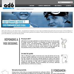 Les fondamentaux d'AD6