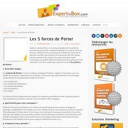 Les 5 forces de Porter » ExpertinBox