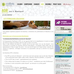Les Formations Education