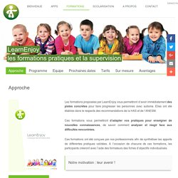 Les formations learnenjoy