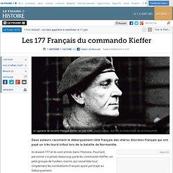 Les 177 Français du commando Kieffer