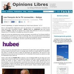 Les français de la TV connectée - Hubee