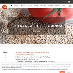 Les Français et le quinoa