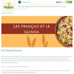 les Français & le quinoa