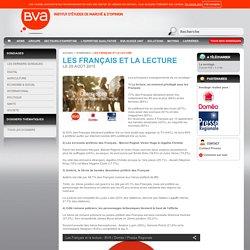 [2015] Les Français et la lecture