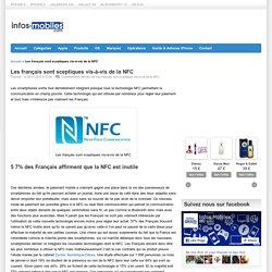 Les français sont sceptiques vis-à-vis de la NFC