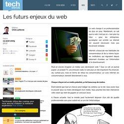 Les futurs enjeux du web