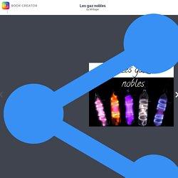 Les gaz nobles by M Roger
