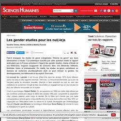 """Les """"gender studies"""" pour les nuls - Sandrine Teixido, édition Héloïse Lhérété, article"""