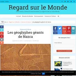 Les géoglyphes géants de Nazca