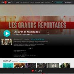 Les Grands reportages - Intégration ou ségrégation des immigrants (45 min,1 de 2)