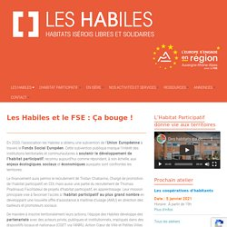 Les Habiles et le FSE : Ça bouge ! – Les HABILES
