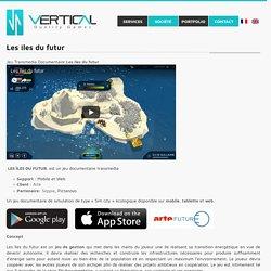 Les îles du futur - Vertical