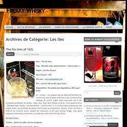 Les Iles « Freaky Whisky