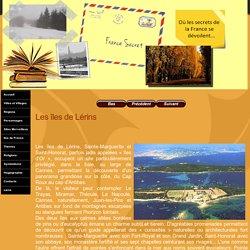 Les îles de Lérins