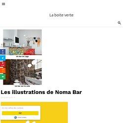 Les illustrations de Noma Bar