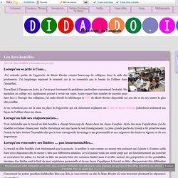 Les îlots bonifiés - dida.do.it