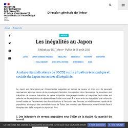 Les inégalités au Japon