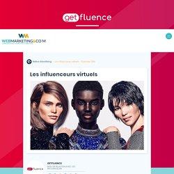 ▷ Les influenceurs virtuels