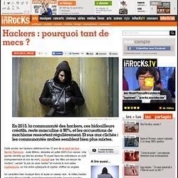 Hackers : pourquoi tant de mecs ?