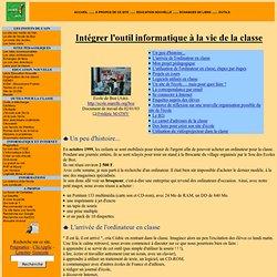 Les instits sur le net