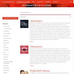 Les Internettes - Internettes Explorer
