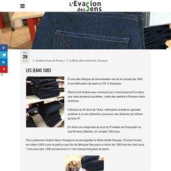 Les jeans 1083 - L'Evasion des Sens