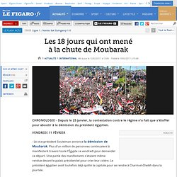 International : Plus de deux semaines de révolte populaire en Égypte