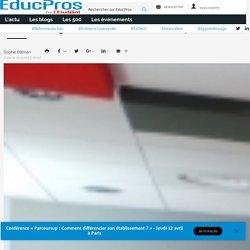 Les learning labs, ces salles de cours 3.0 - Enquête sur Educpros