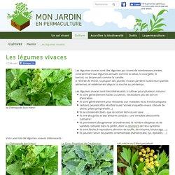 Les légumes vivaces - monjardinenpermaculture.fr