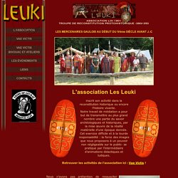 Les LEUKI / l'Association