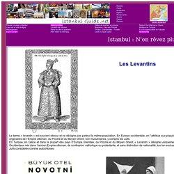 Les Levantins