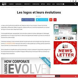 Les logos et leur évolution