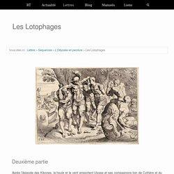 Les Lotophages (L'Odyssée)