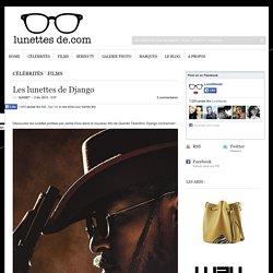 Les lunettes de Django