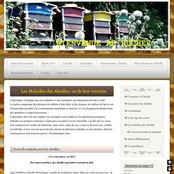 Les maladies des abeilles - la vie du rucher