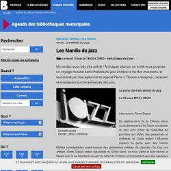 SB Les Mardis du jazz