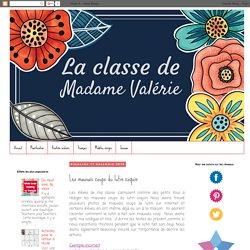 La classe de Madame Valérie: Les mauvais coups du lutin coquin