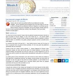 Les mauvais usages de Bitcoin
