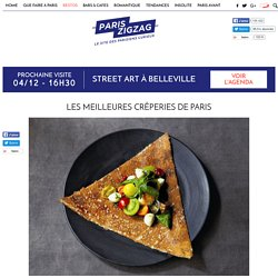Les meilleures crêperies de Paris