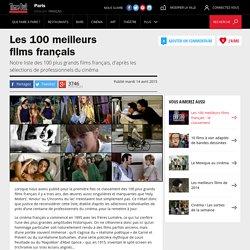 Les 100 meilleurs films français