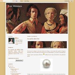 Les perles dans l'art