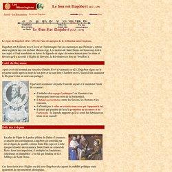 Les Mérovingiens 6 : Le bon roi Dagobert