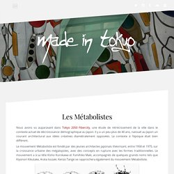 Les Métabolistes – Made In Tokyo