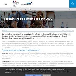 Les métiers de demain : cap sur 2030
