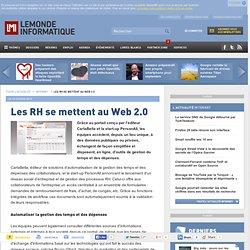 Les RH se mettent au Web 2.0