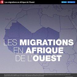 Les migrations en Afrique de l'Ouest
