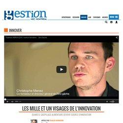 Les mille et un visages de l'innovation