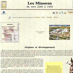 Les Minoens